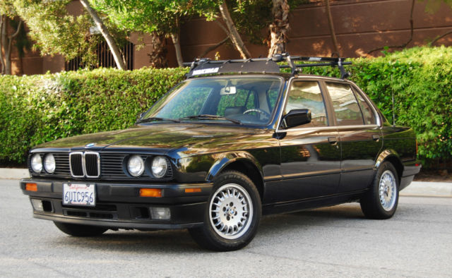 1990 BMW 3-Series GREAT DRIVER!