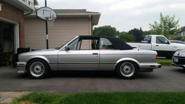 Bmw Ic E Convertible With M B Engine Swap