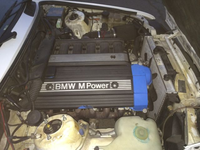 Bmw Is E With A S M Motor Swap One Of A Kind