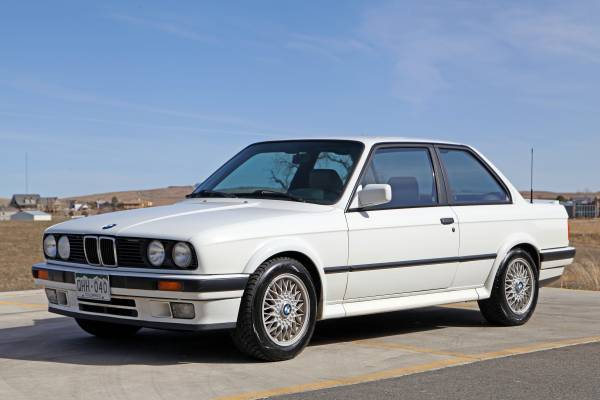 1990 Bmw 325ix Coupe 5 Speed Manual 4 10 Diffs Dinan