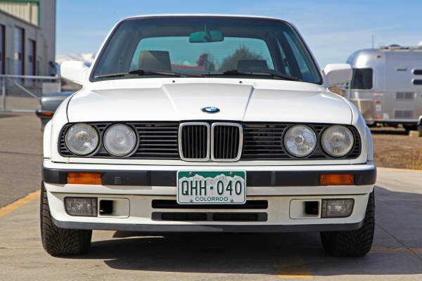1990 Bmw 325ix Coupe 5 Speed Manual 4 10 Diffs Dinan