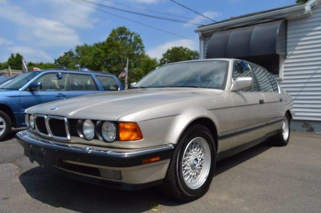 1990 BMW 7-Series 750iL