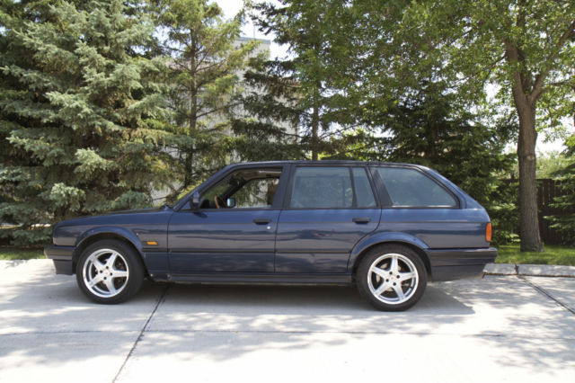 1990 BMW 3-Series 325i Touring