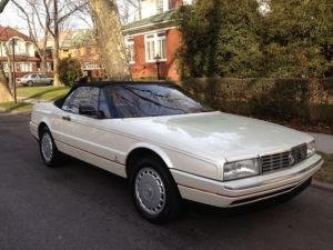 1990 Cadillac Allante 2dr Coupe Co