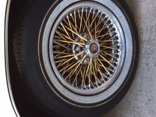 1990 Cadillac Eldorado 2dr Coupe Cameo Yellow 108k Mi 4
