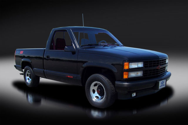 1990 Chevrolet C/K Pickup 1500 SS 454. Only 2,068 miles. Amazing Find. Must See!