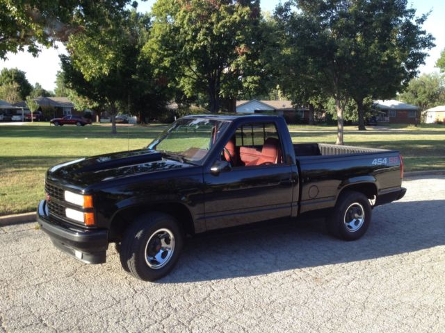 1990 Chevrolet C/K Pickup 1500 Fleetside Short bed