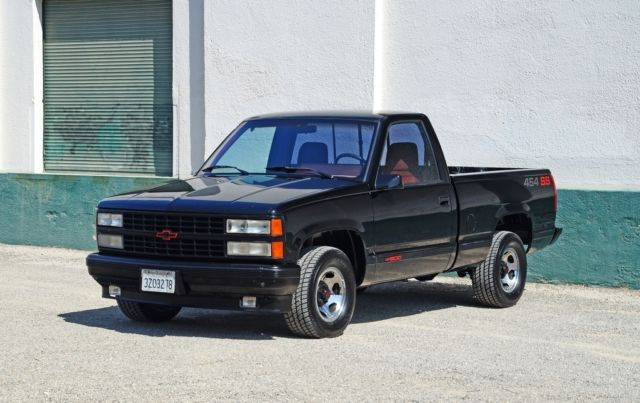 1990 Chevrolet 454 SS Pickup - 16k Original Miles, One Owner