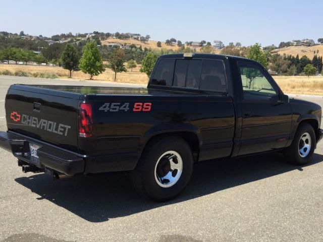 1990 Chevrolet 454 Ss Truck For Sale Photos Technical