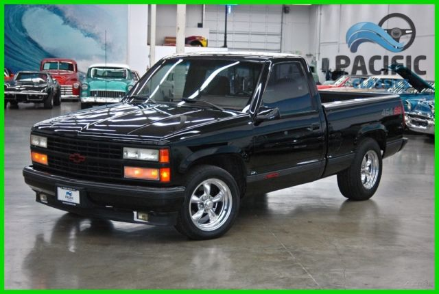 1990 Chevrolet C1500 454 SS 3,000 miles on engine, SUPER