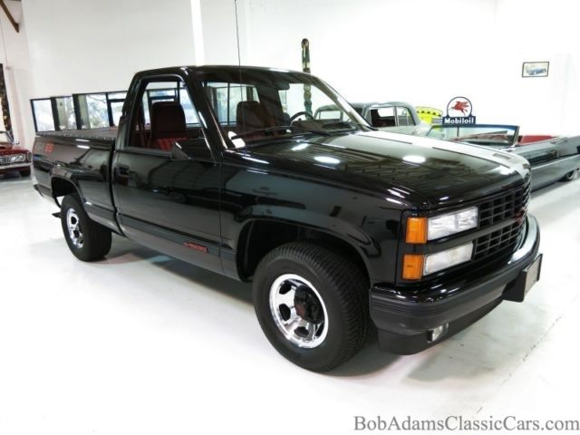 1990 Chevrolet C/K Pickup 1500 454 SS Pick Up