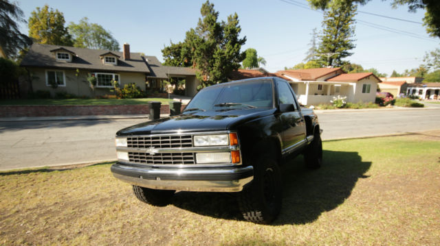 1990 Chevrolet C/K Pickup 1500 Step Side