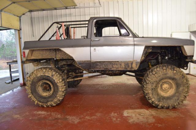 Chevy Rock Crawler : Chevrolet k blazer rock crawler truck for sale