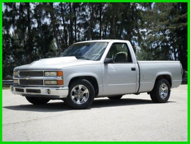 1990 Chevrolet C/K Pickup 1500 C1500 Scottsdale