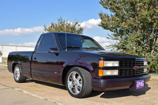 1990 Chevy 454 SS Custom Pickup, 43k Miles, Super Clean, Must See