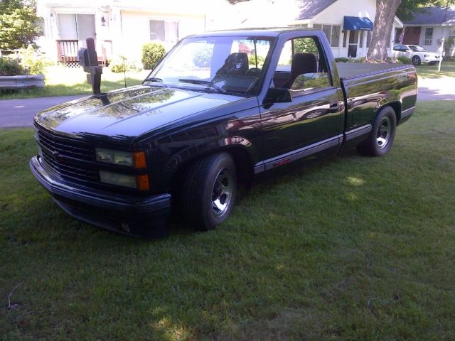 1990 Chevy C/K 1500 454 SS for sale: photos, technical