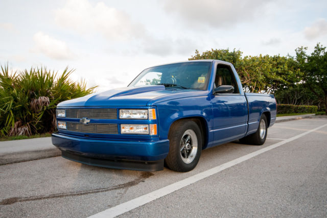 1990 Chevy LSX 454ss Truck CK Pickup 1500 for sale photos