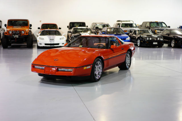 1990 Chevrolet Corvette CORVETTER ZR1 / WATCH HD VIDEO OF CAR
