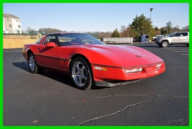 1990 Chevrolet Corvette King of the Hill ZR1, First Year of Production