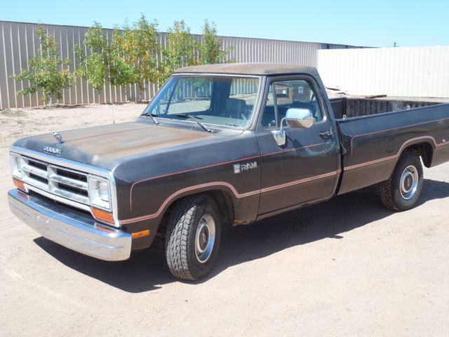 1990 dodge ramcharger weight