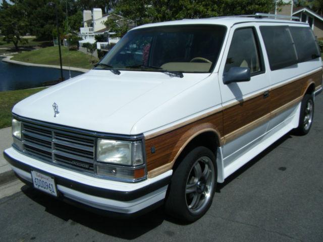 Dodge Grand Caravan Wheelchair Accessible Van