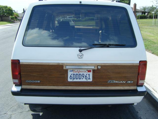 Dodge Grand Caravan Wheelchair Accessible Van on 1990 Dodge Grand Caravan