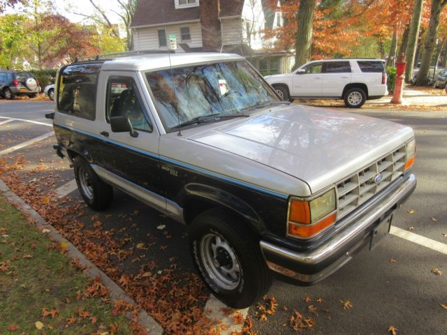 4 speed manual transmission ford bronco