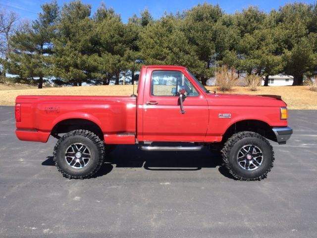 1990 Ford F150 Flareside 4x4 6 Quot Lift Super Swamper