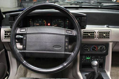 1990 ford mustang quot foxbody quot fully restored to mint condition for sale photos technical
