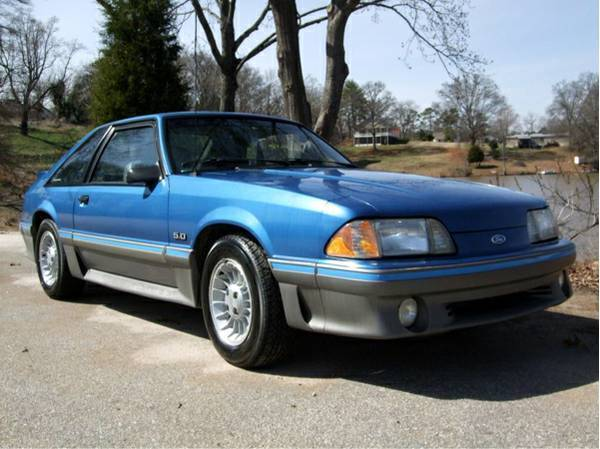 1990 Ford Mustang Quot Foxbody Quot Fully Restored To Mint