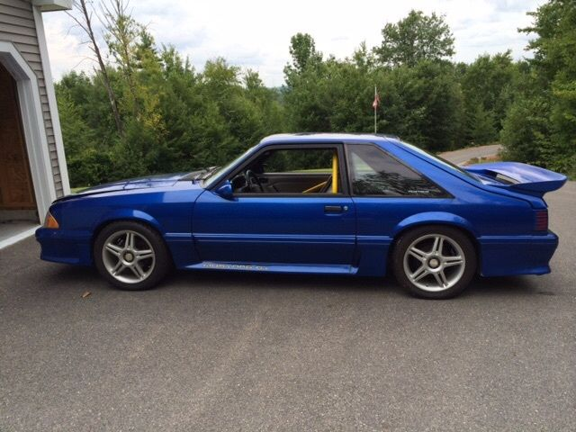 1990 Ford Mustang GT Hatchback 2-Door 5.0L supercharged ...