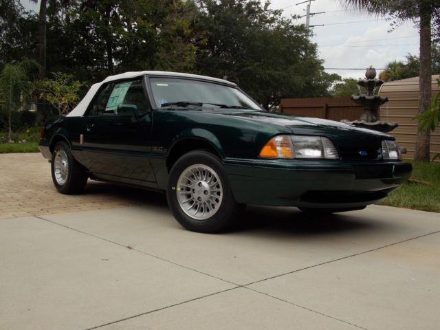 1990 Ford Mustang 7up Limited Edition