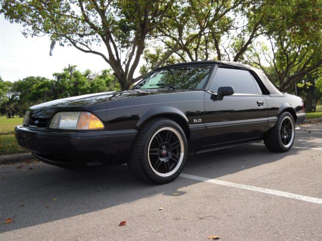 1990 Ford Mustang 5.0 LX
