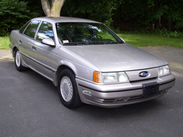 1990 ford taurus sho exquisite for sale photos technical. Cars Review. Best American Auto & Cars Review