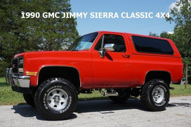 1990 GMC Jimmy WE OFFER NATIONWIDE SHIPPING