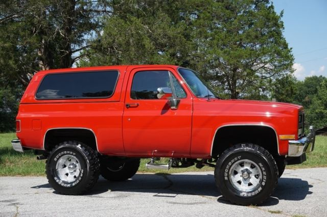 1990 GMC JIMMY SIERRA 4X4 CLASSIC RESTORED COLD AC REMOVABLE
