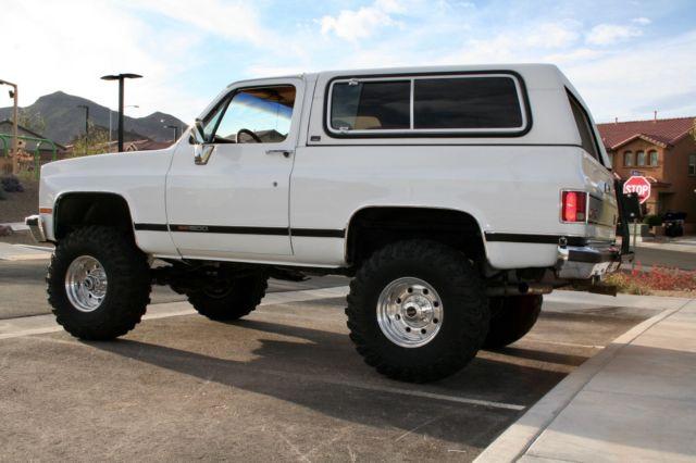 1990 Gmc Jimmy V1500 Sle  Chevrolet K5 Blazer For Sale