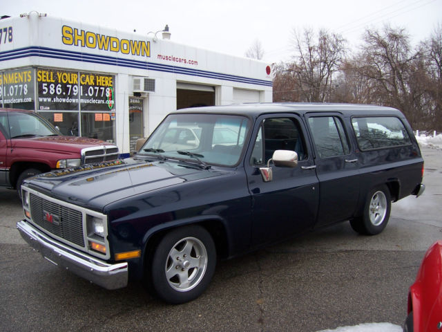 1990 GMC Suburban BUILT BY KATECH - ULTIMATE SLEEPER BUILD