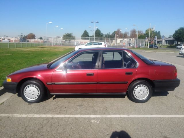 1990 Honda Accord DX