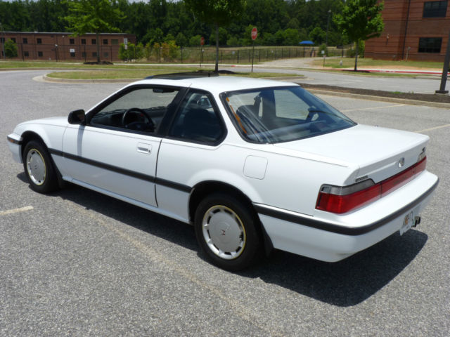 1990 Honda Prelude 20 Si 5spd One Owner For Sale Photos Technical