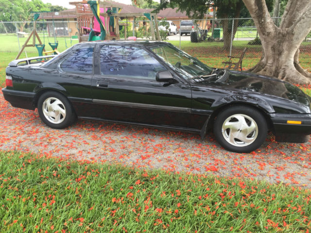 1990 Honda Prelude 20 Si Coupe 2 Door 20l For Sale Photos