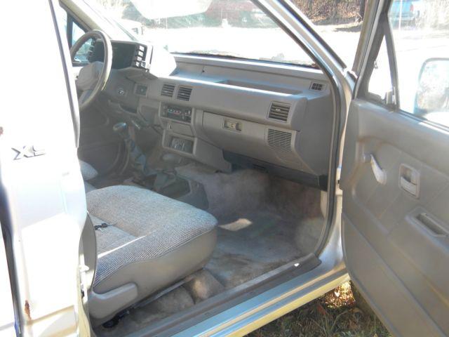 1990 Isuzu Pup Diesel Pickup Truck for sale: photos