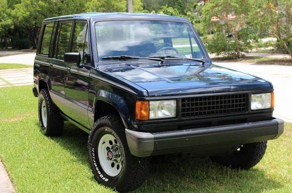 1990 isuzu trooper ii for sale photos  technical 2001 Isuzu Trooper Transmission Fill 1990 isuzu trooper automatic transmission