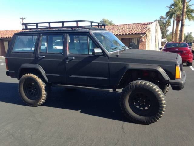 1990 Jeep Cherokee 4x4 Xj No Reserve For Sale Photos Technical