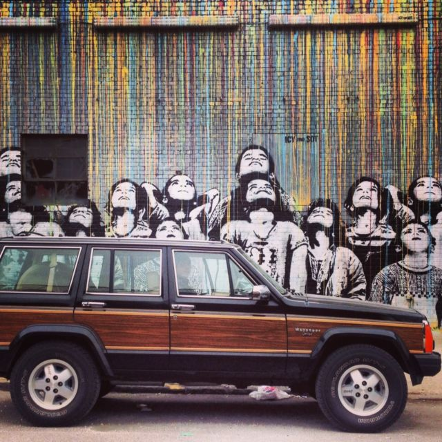 1990 Jeep Wagoneer Limited
