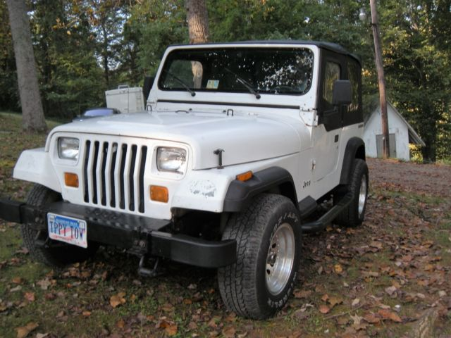 1990 Jeep Wrangler Base