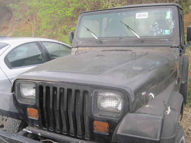 1990 Jeep Wrangler 2dr Base