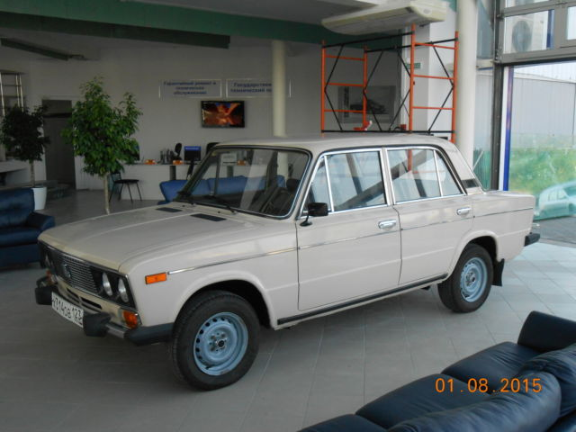 1990 Other Makes Lada 2106