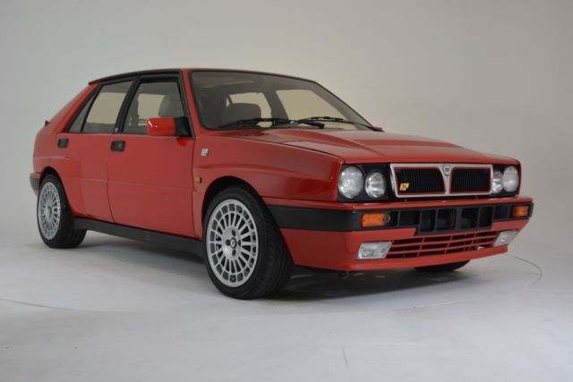1990 Other Makes Integrale