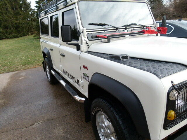 1990 Land Rover Defender 3 Doors SW LHD